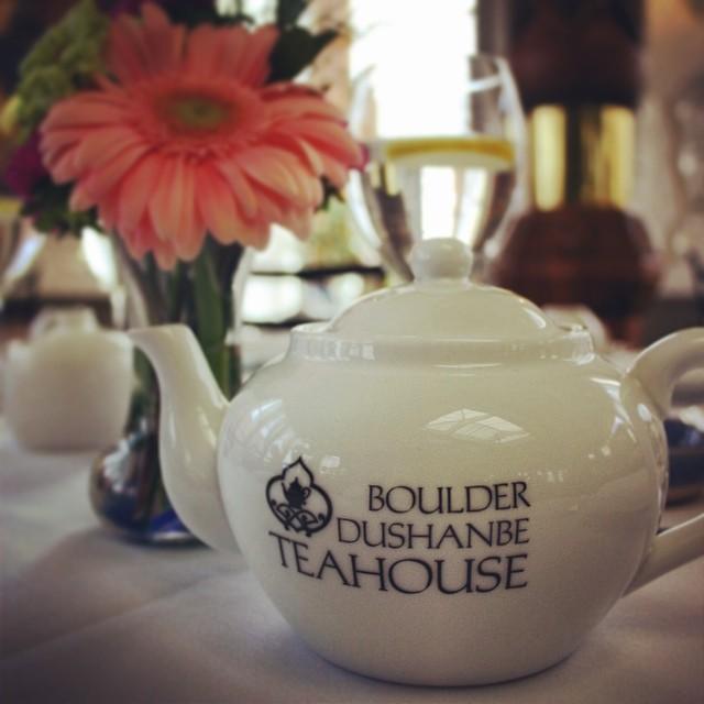 The Dushanbe TeaHouse