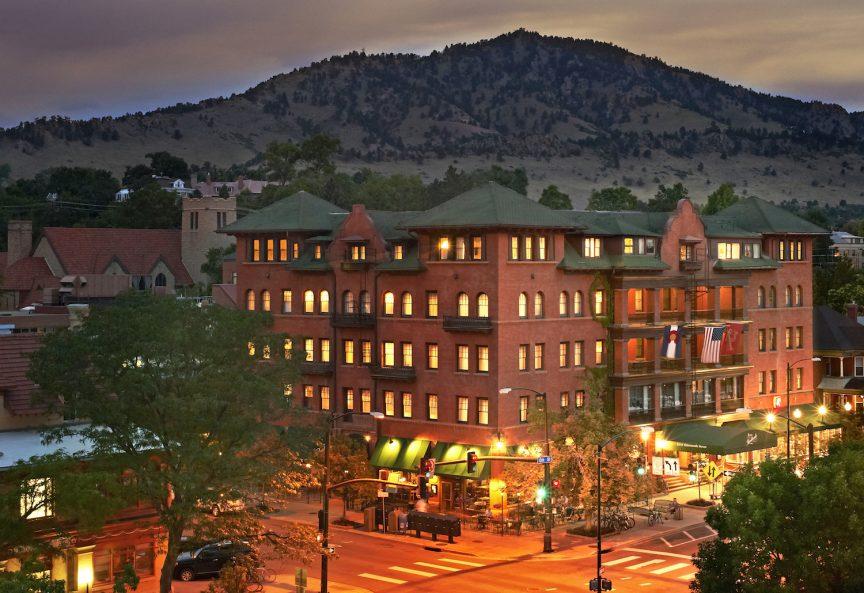 Star Hotels In Boulder Co