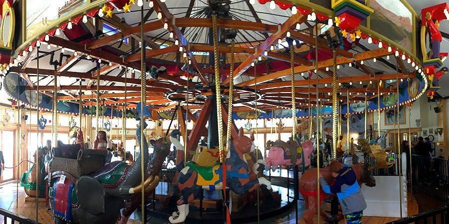 Carousel of Happiness.