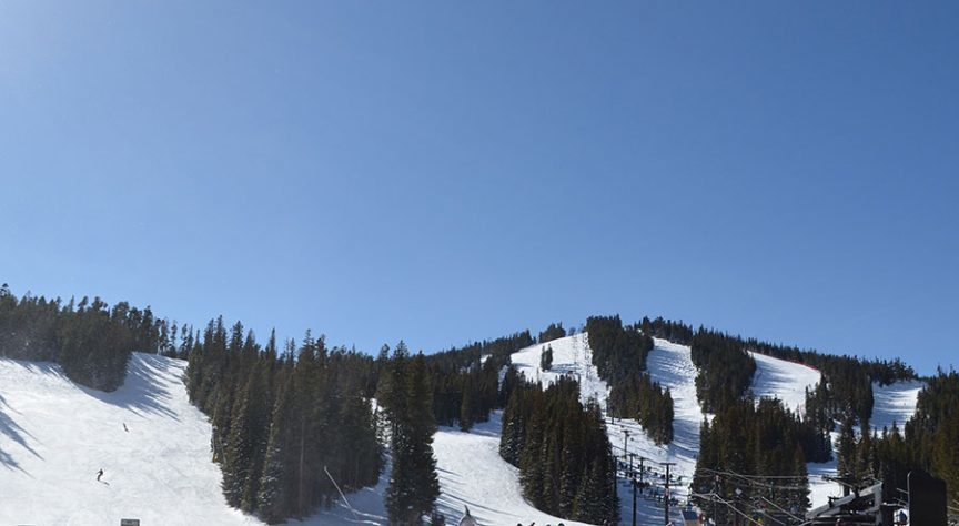Eldora Mountain.