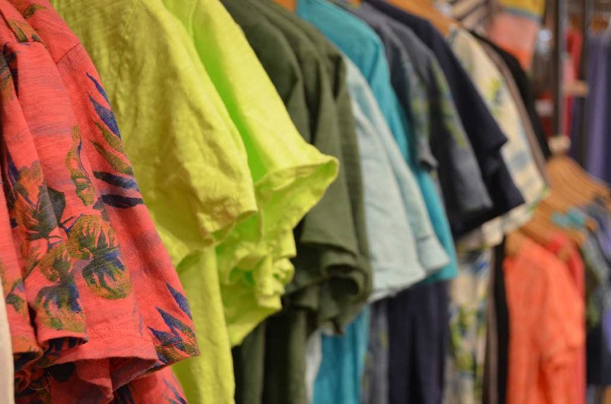 Fresh produce clothing store locations