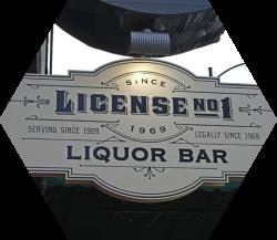 License No. 1