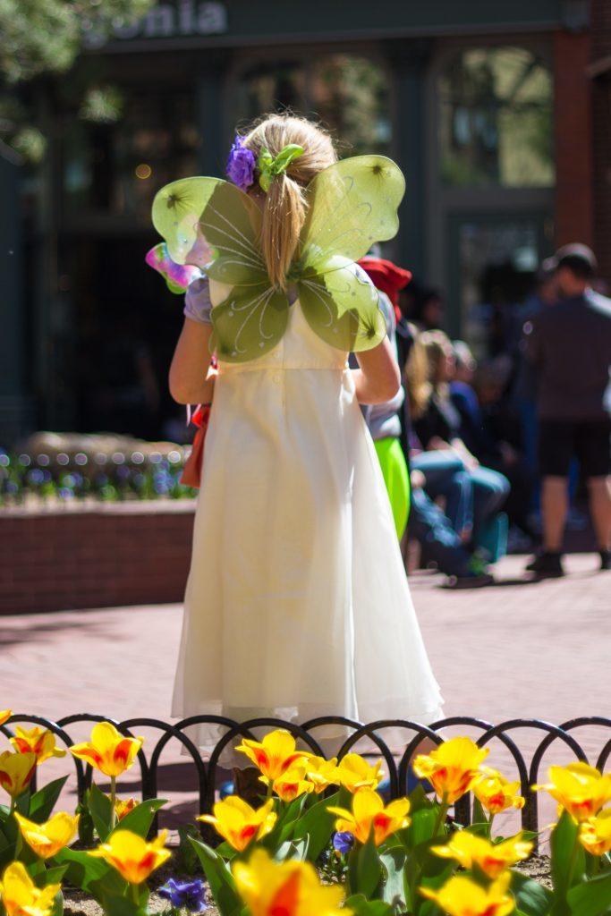 Boulder Tulip Fairy Festival