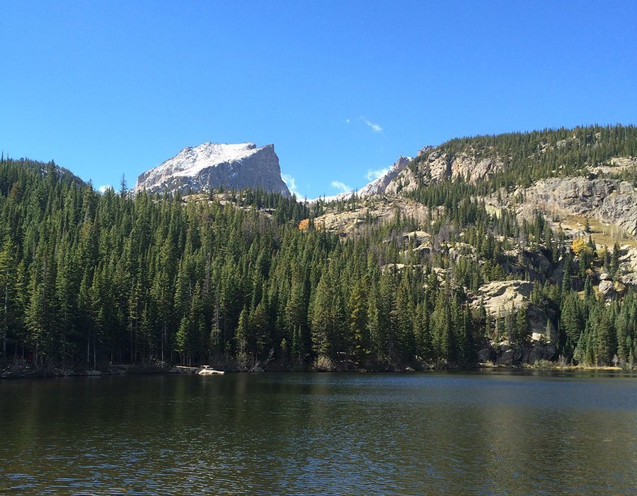 Bear Lake in RMNP