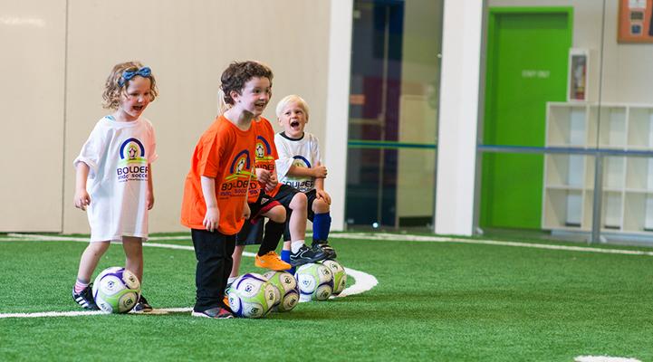 Boulder Indoor Soccer