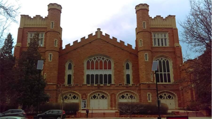 Mackey Auditorium