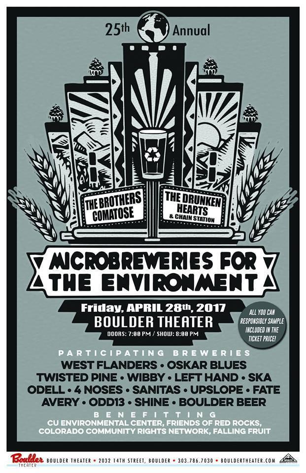 Microbrew Poster
