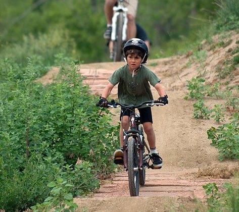 Valmont Bike Park.