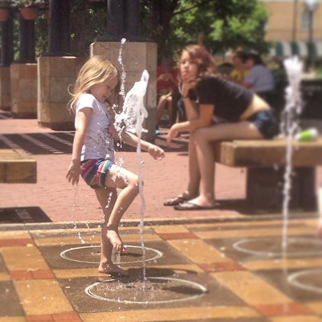 Pearl Street Fountain