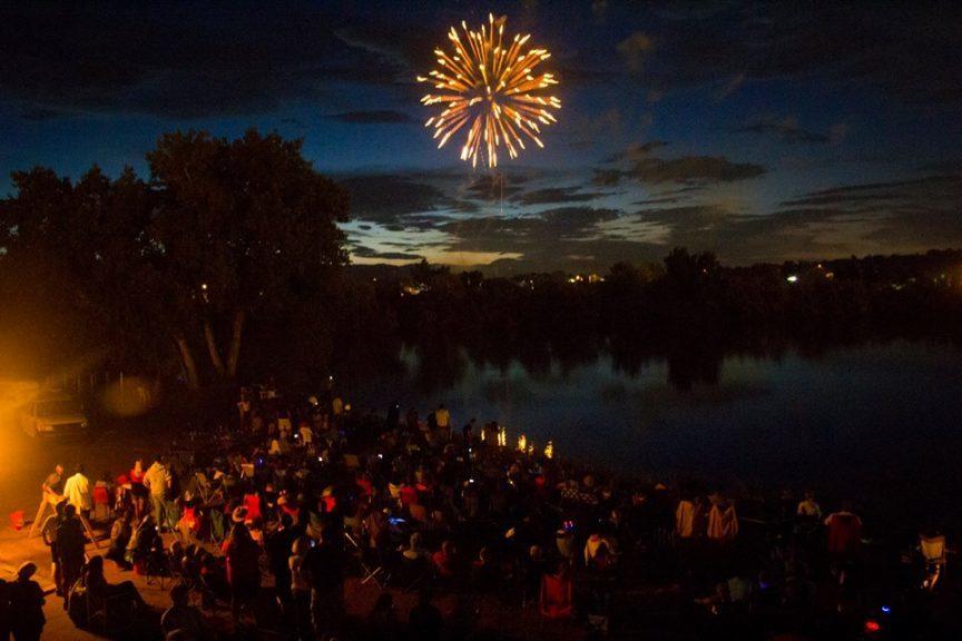 Fireworks Boulder