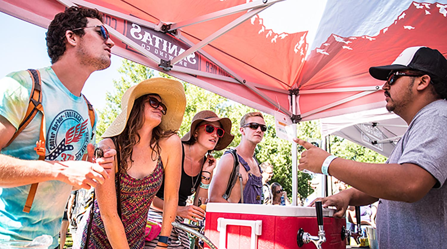 Boulder Craft Beer Festival Weekly Events August 17 - 23