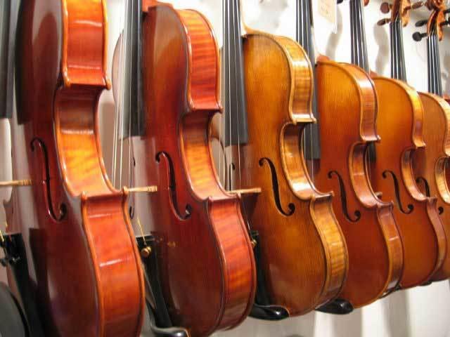 Bernstein Violins
