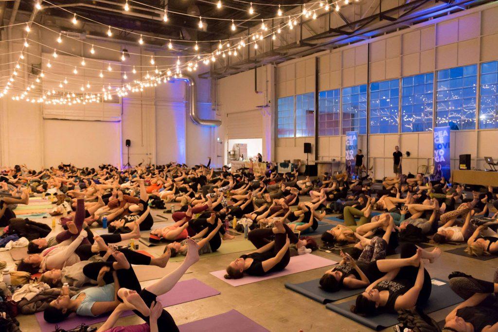 Friday Night Yoga Club