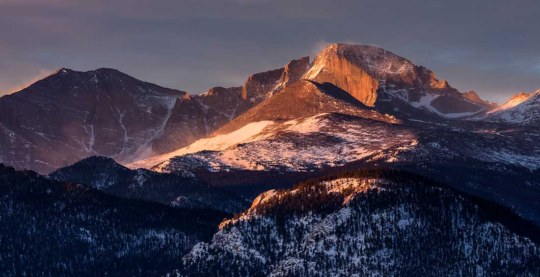 Mount Meeker & Long's Peak
