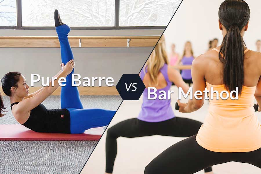 Pure Barre vs Bar Method