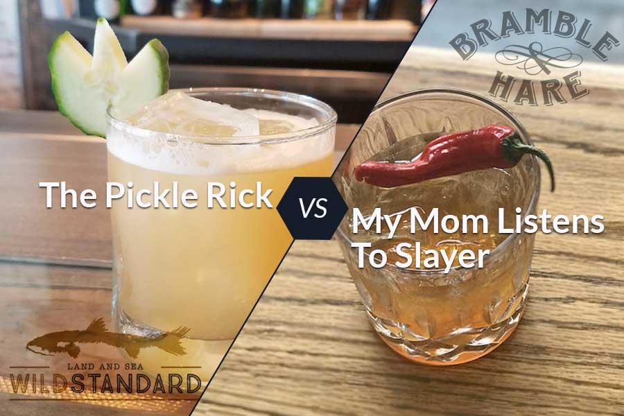 Unique Cocktails