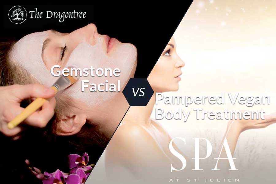 This vs That spa treatments