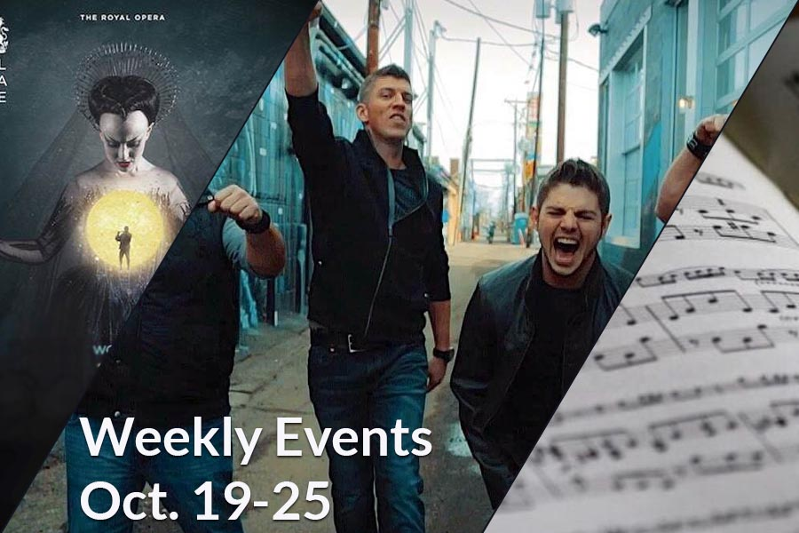 Weekly Events Oct 19-25