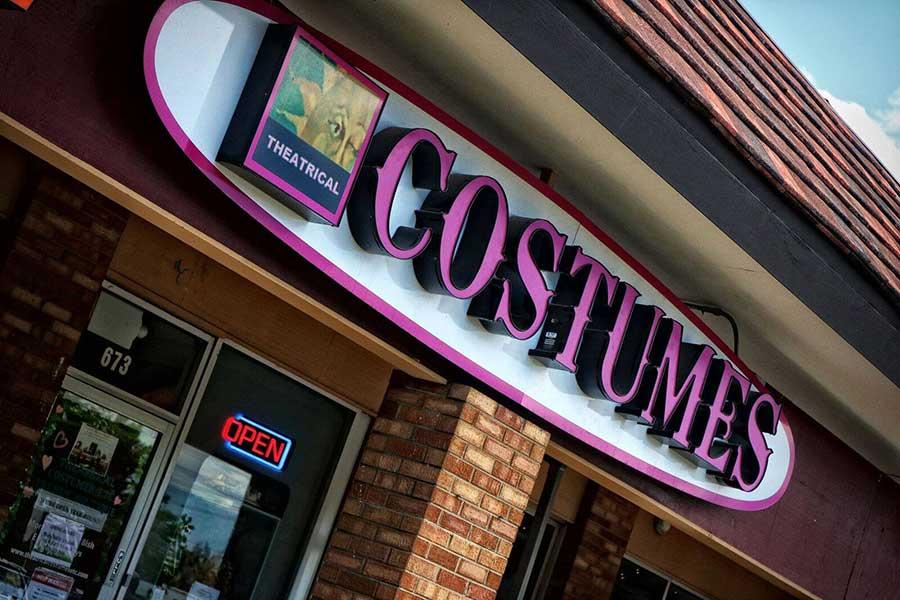 Theatrical Costumes Etc