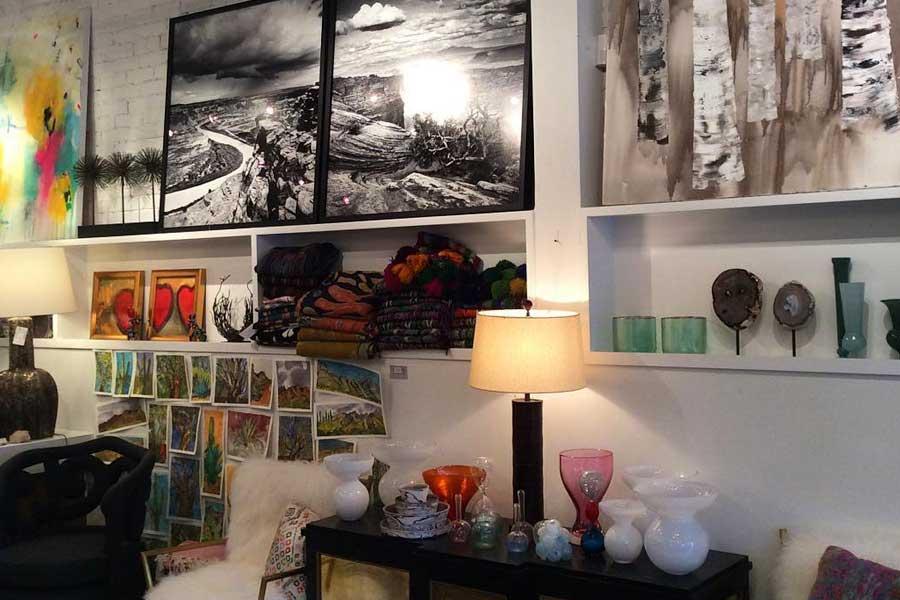 Voss Art + Home interior