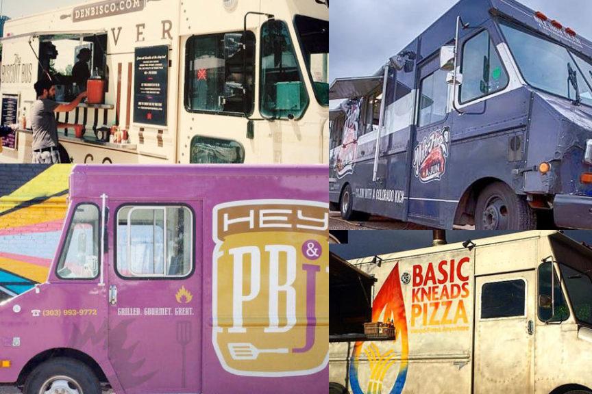 Denver Beer Co Food Trucks