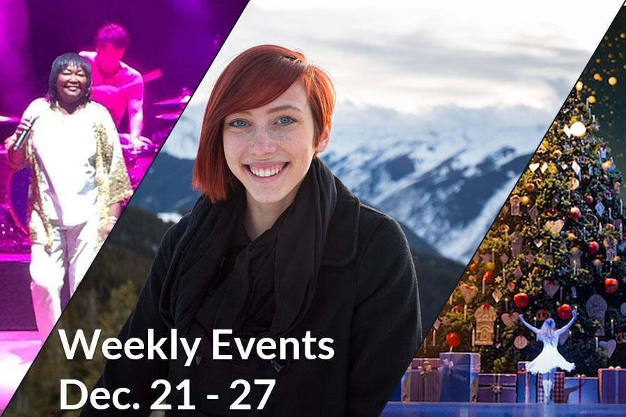 Weekly Events Dec 21 - 27