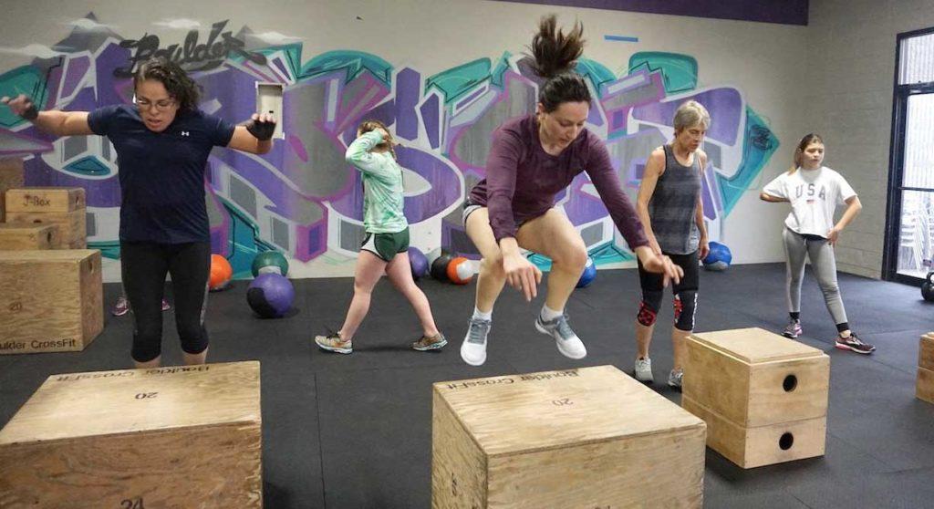 Boulder CrossFit.