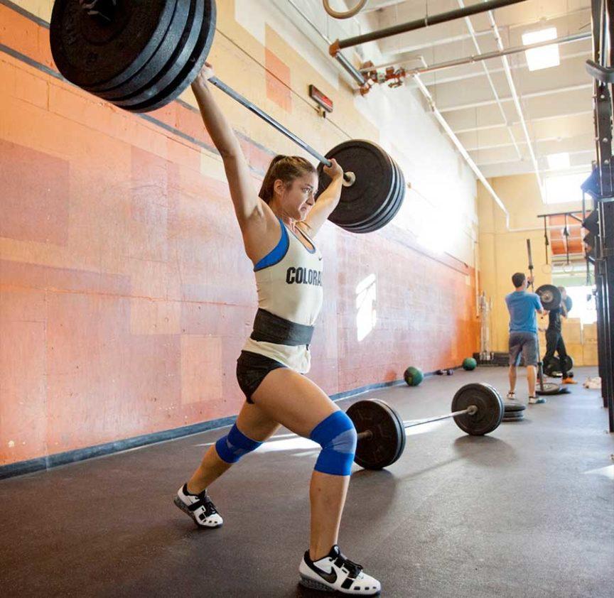 CrossFit Sanitas.