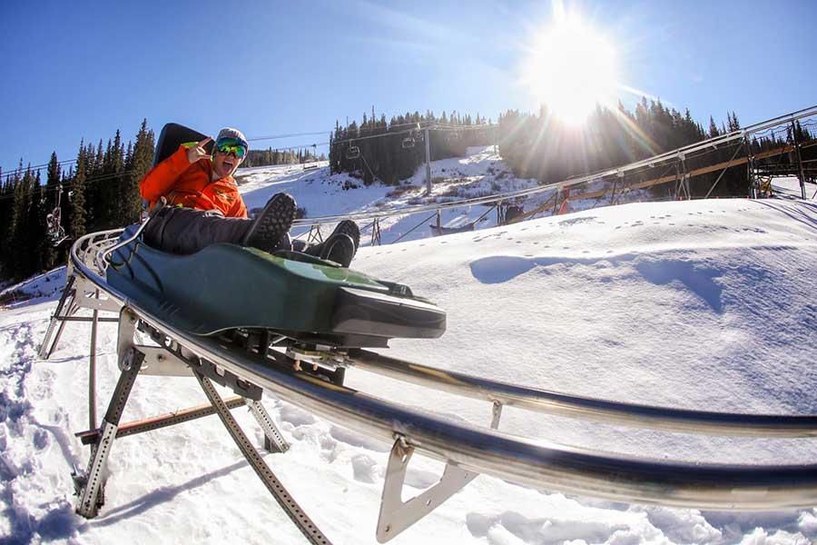 Winter weekend getaways travel boulder for Weekend getaways in winter