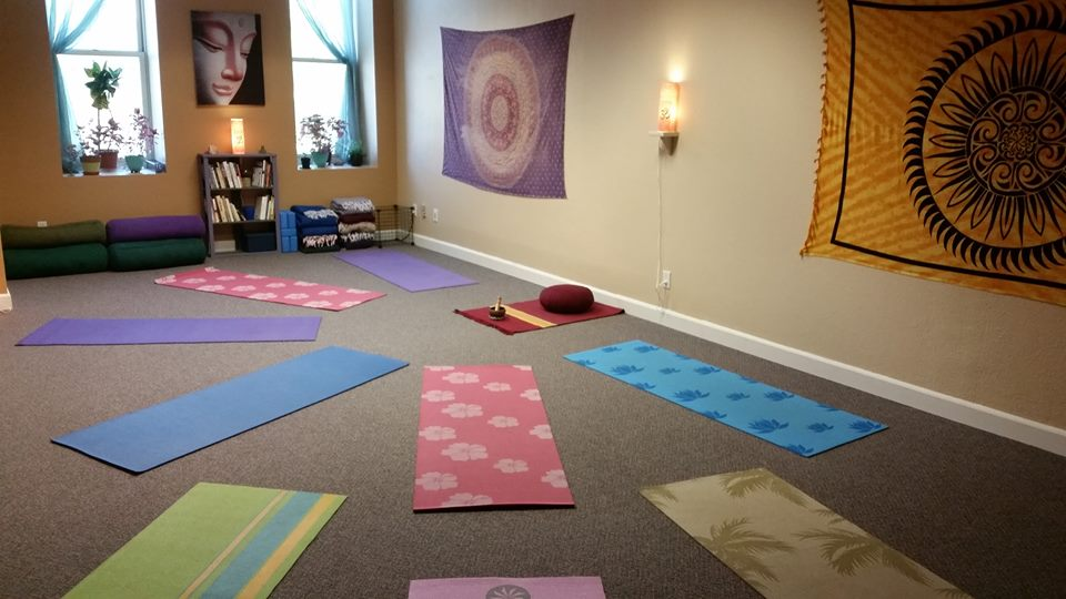 Elevated Yoga