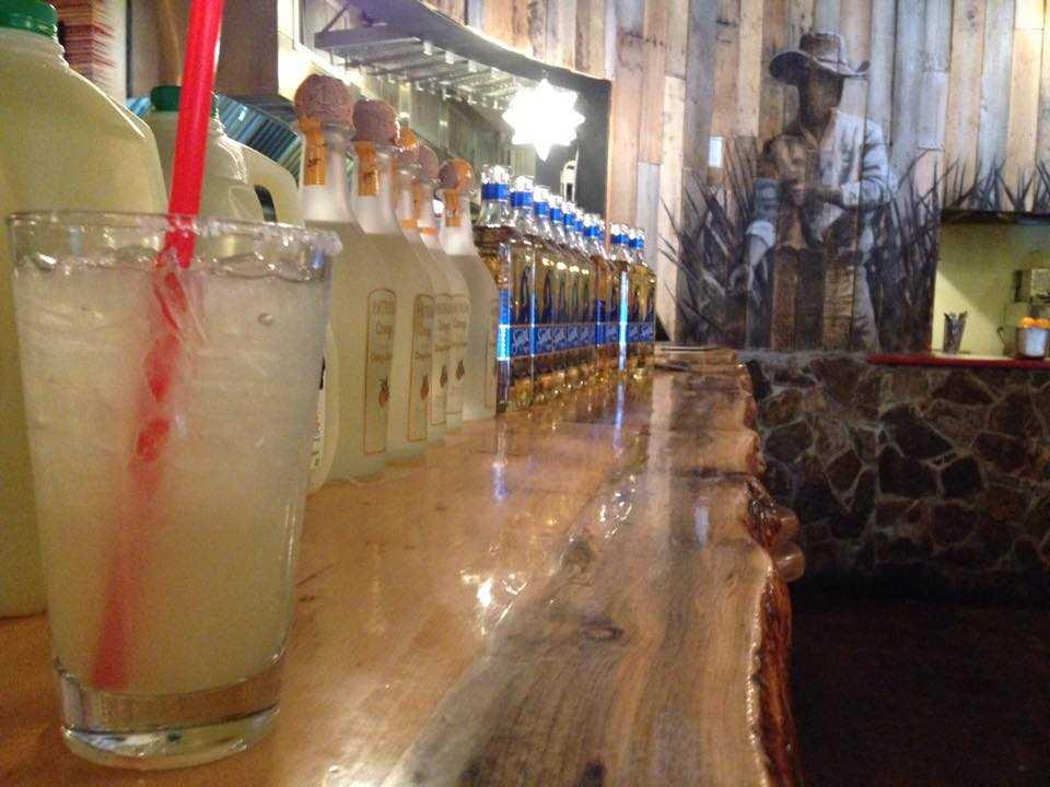 Margaritas At TACO