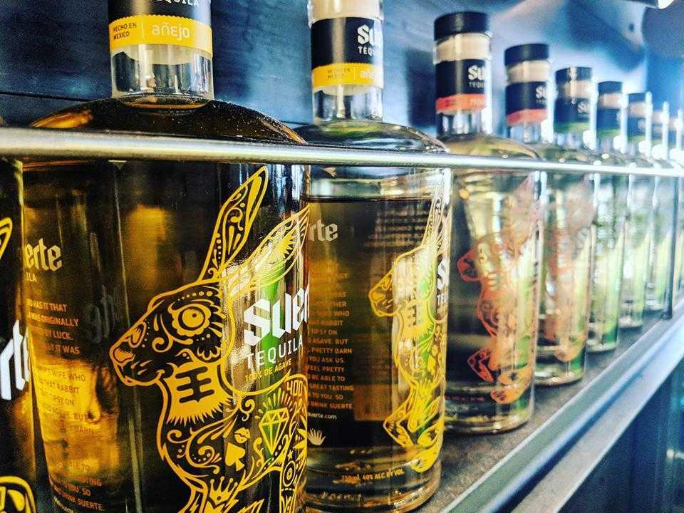 McDevitt Taco Supply Tequila