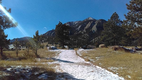 NCAR Trail