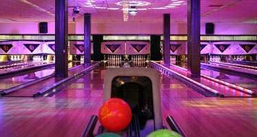 Bowling at CU