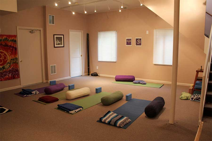 Inside The Healing Studio