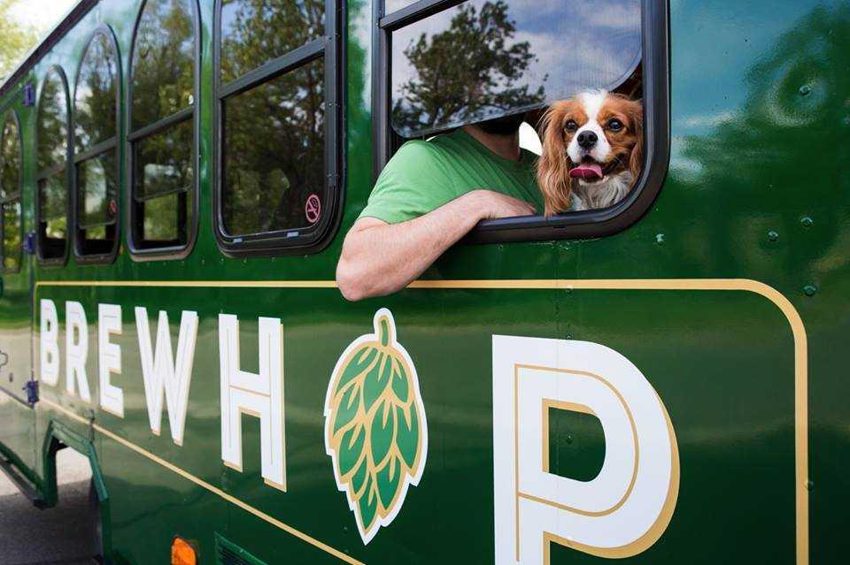 Brew hop 2
