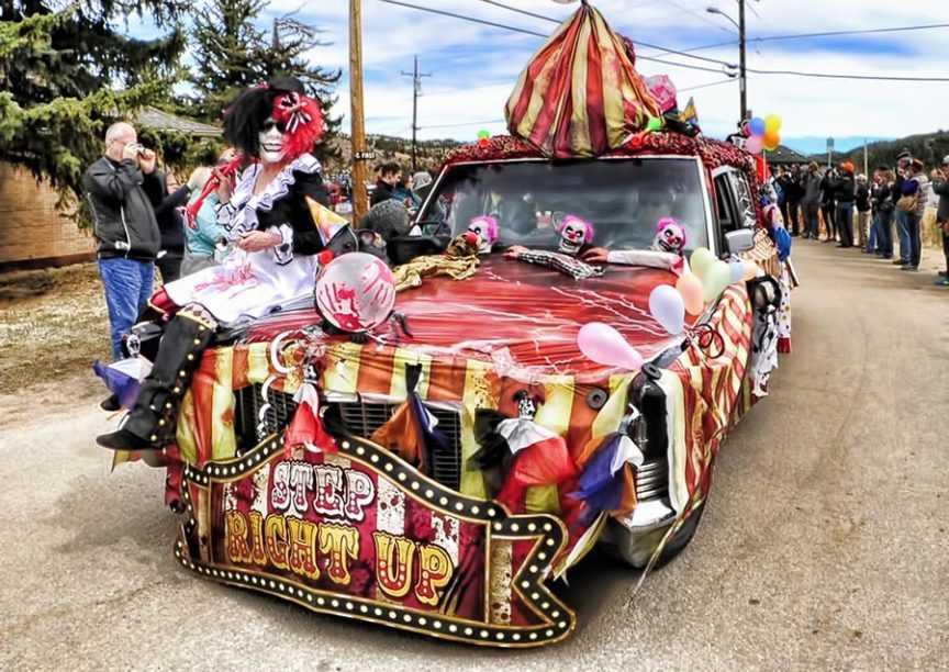 Coffin Parade