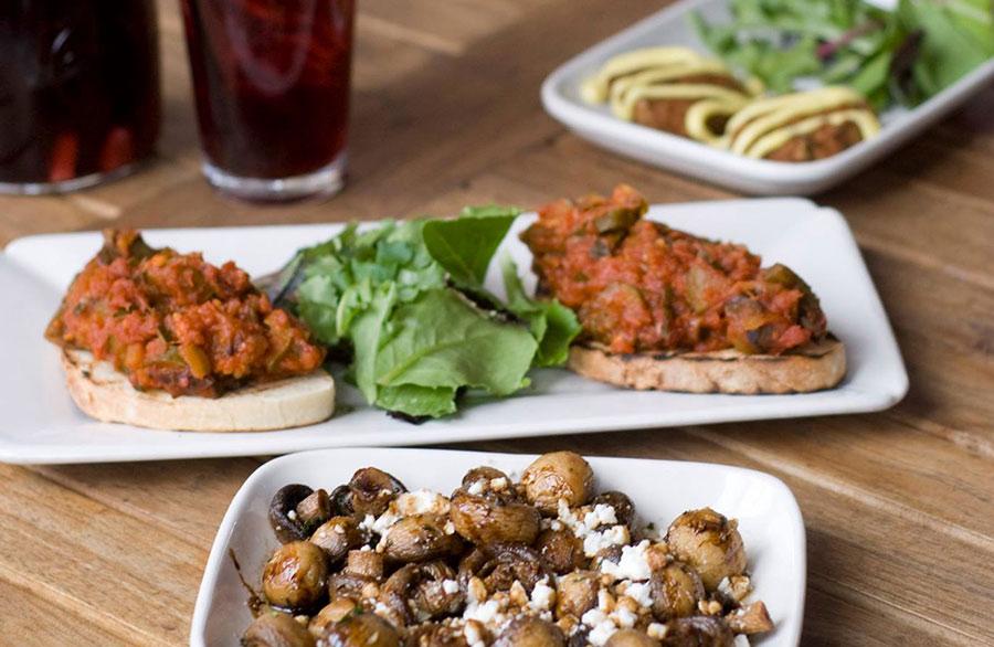 Tapas Tuesday at Dagabi Cucina