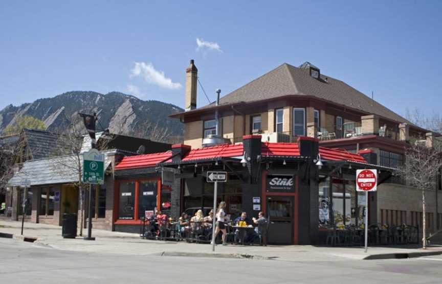The Best Restaurants On University Hill Travel Boulder