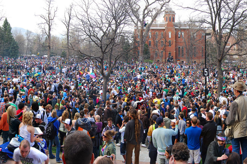 4/20 events in Boulder