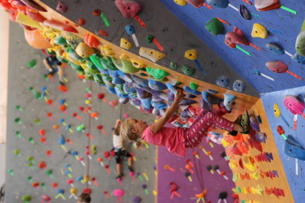 ABC Kids climbing gym