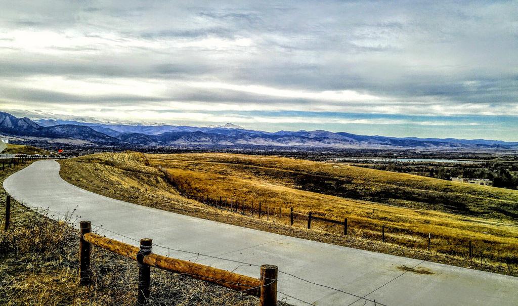 Bike Trail in Boulder. Courtesy photo