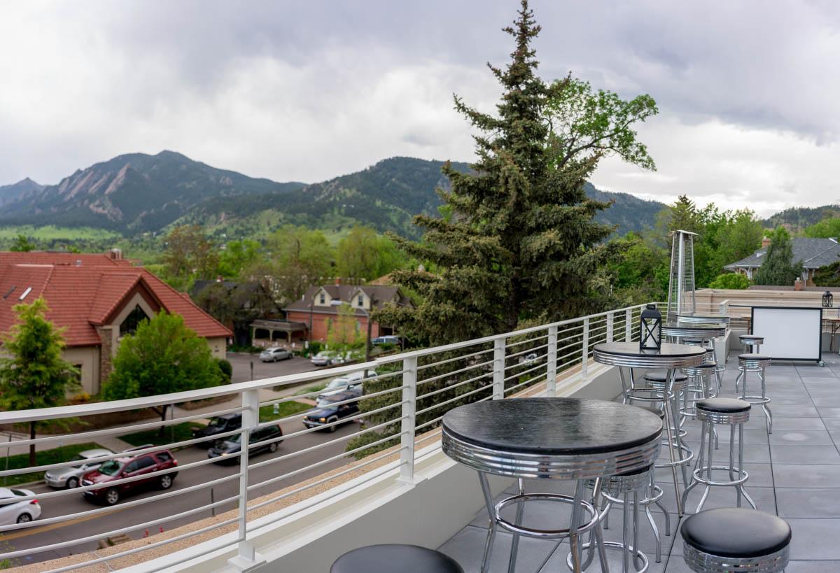 Image result for views roof top Museum of Boulder, 2205 Broadway, Boulder, Colorado