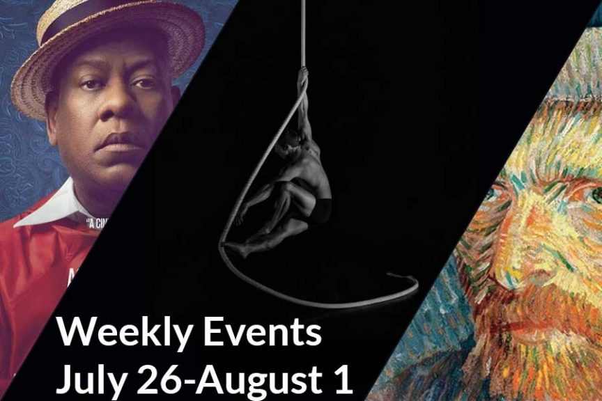 Weekly Events July 26