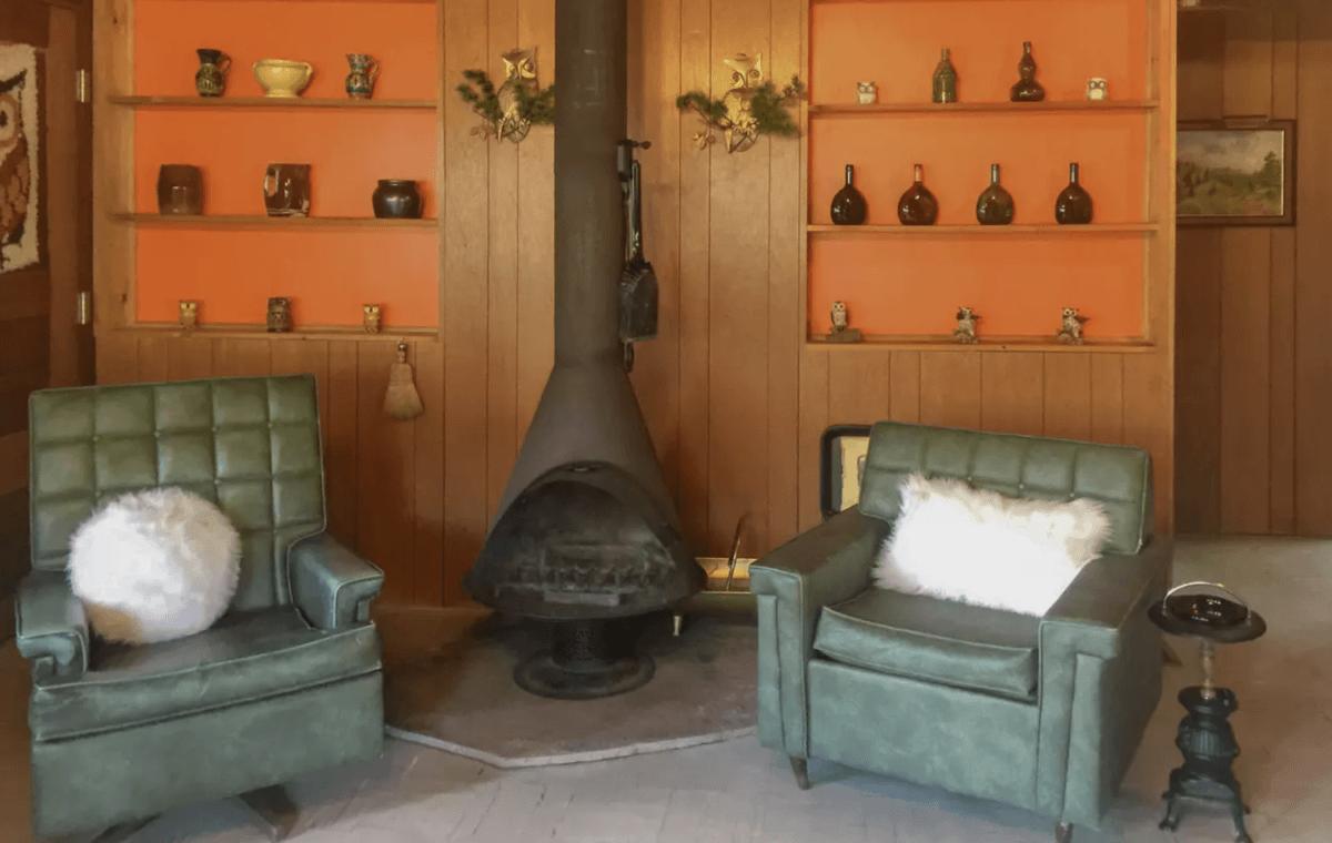 Allenspark cabin