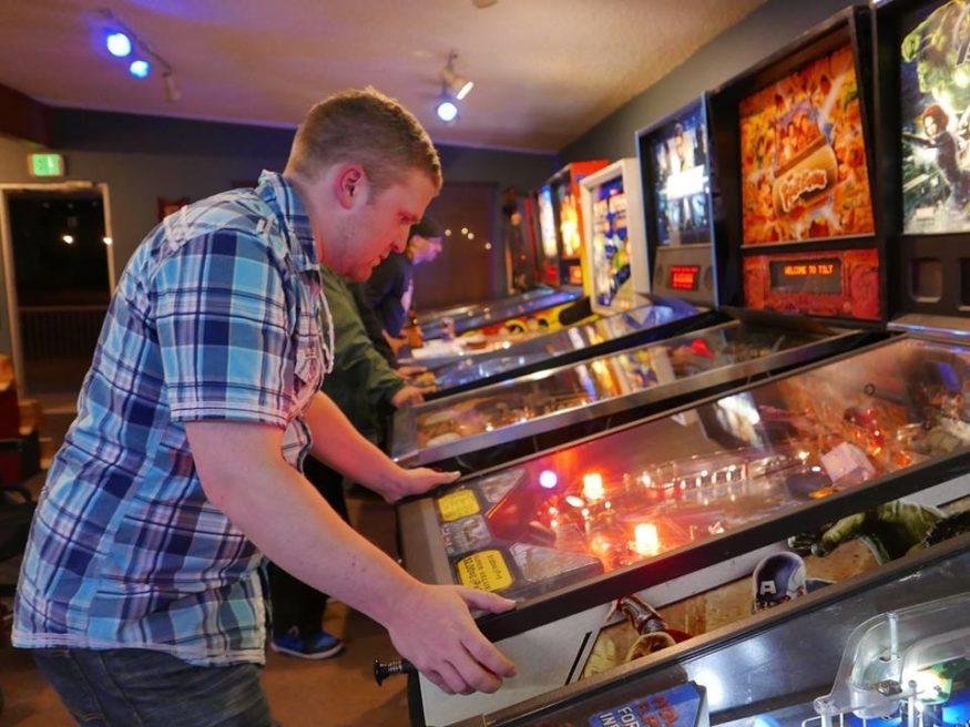 Tilt, Louisville's popular pinball arcade