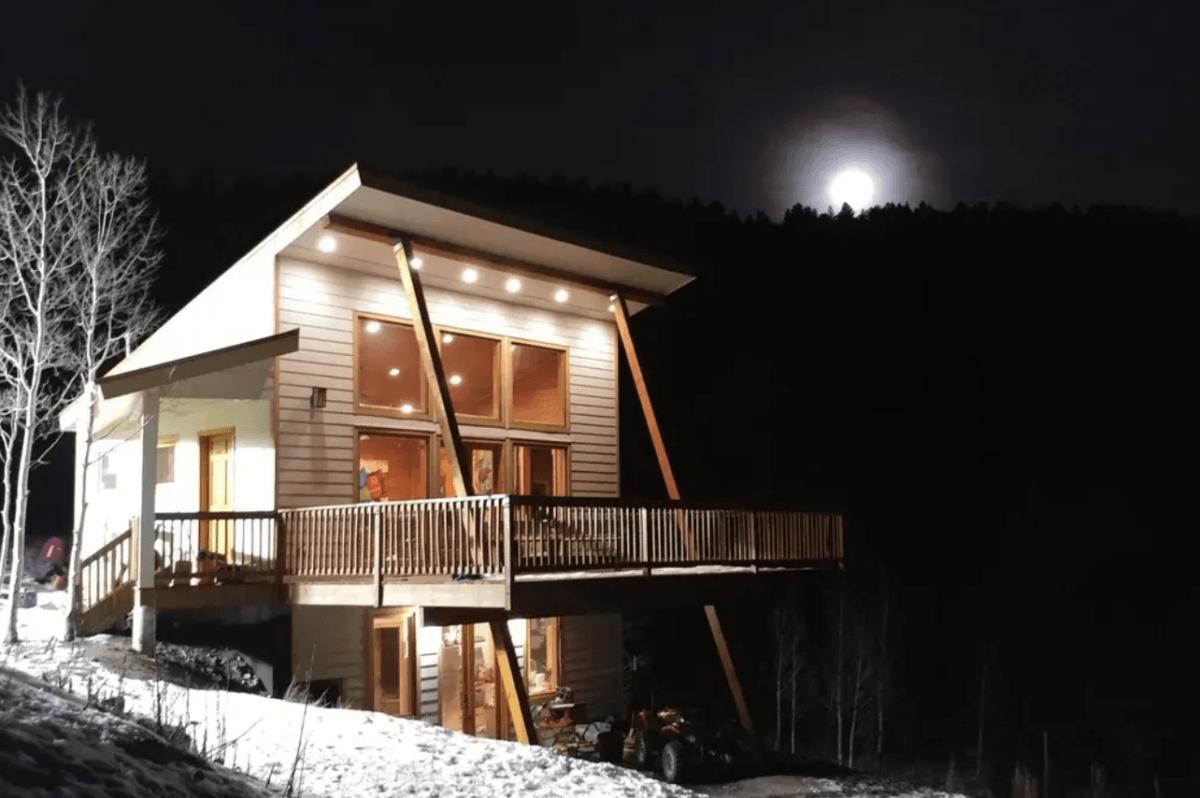 Boulder Cabin