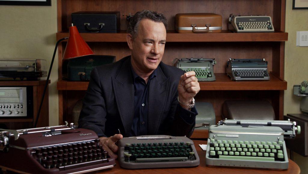 California Typewriter documentary featuring Tom Hanks