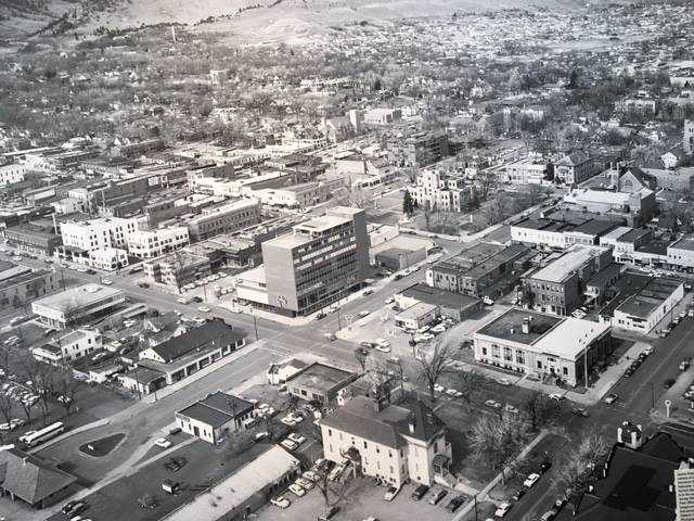 A historical photograph of Boulder