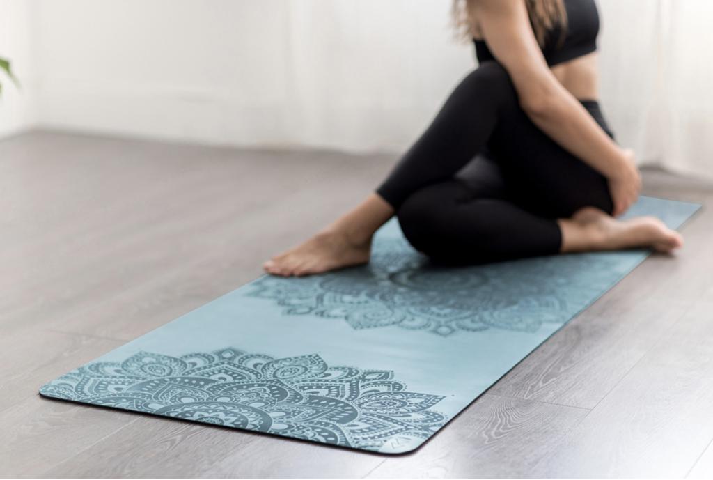 Yoga mat by Yoga Design Lab